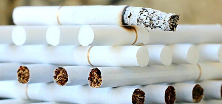 Rauchen auch Frauen zuviel?