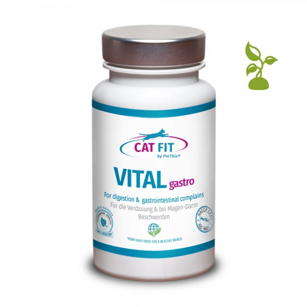 CAT FIT by PreThis VITAL gastro