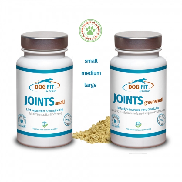 DOG FIT by PreThis JOINTs und JOINTS greenshell