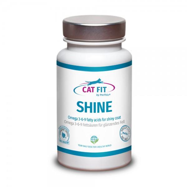 CAT FIT PreThis® SHINE - Omega-3-6-9