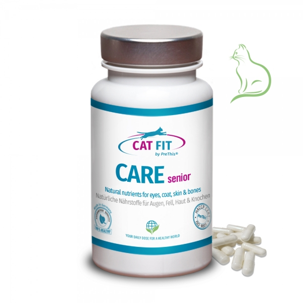 CAT FIT by PreThis® CARE senior