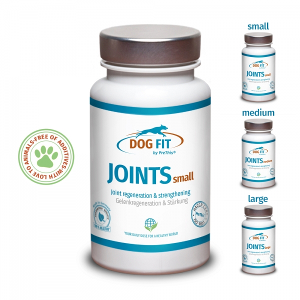 DOG FIT by PreThis® JOINTS