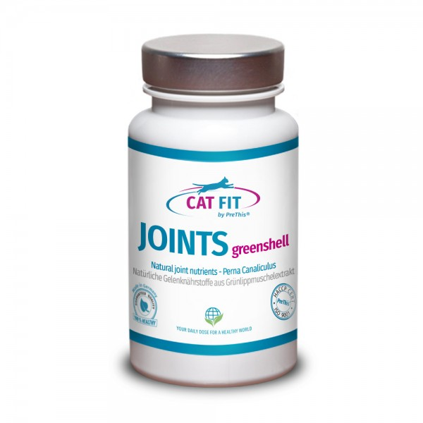 CAT FIT by PreThis® JOINTS greenshell