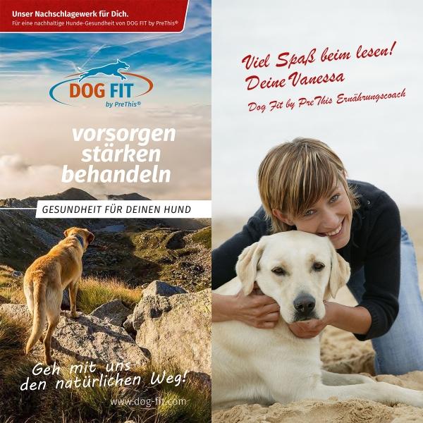 Das Buch zur Hundegesundheit von DOG FIT by PreThis®