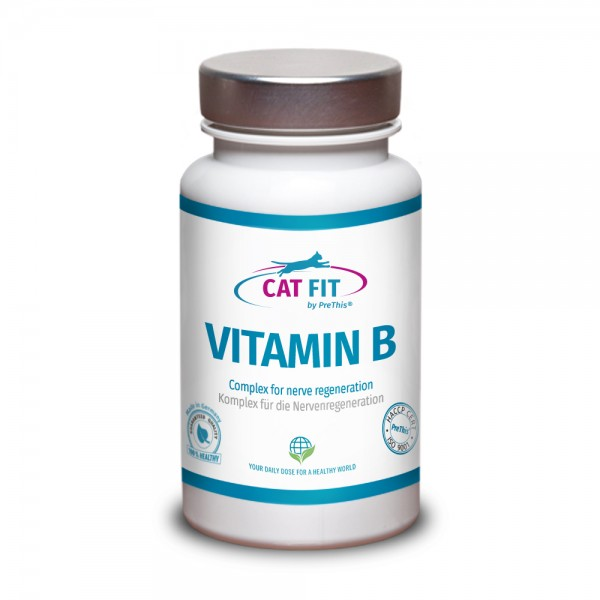 CAT FIT by PreThis® VITAMIN B Komplex